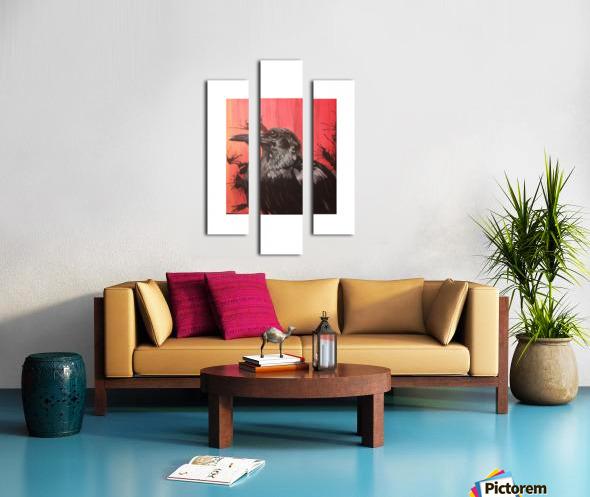 RBB Canvas print