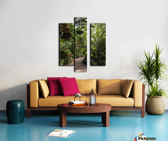 Urban Forests Canvas print