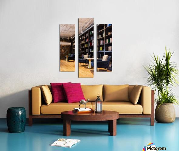 A Quiet Space Canvas print