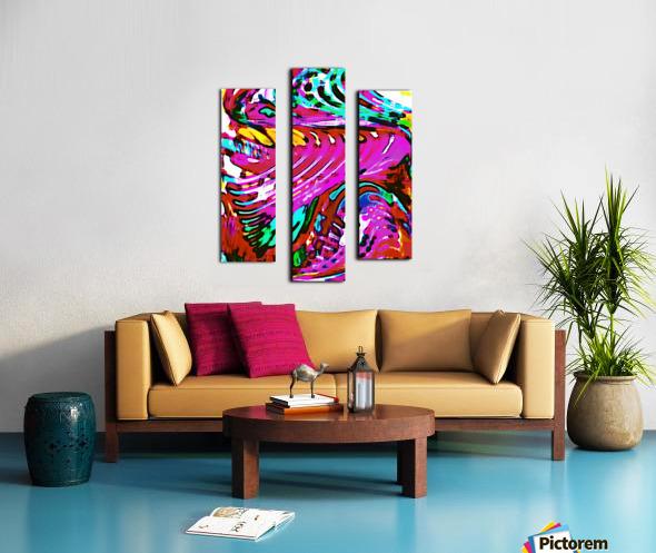 Lirium Canvas print