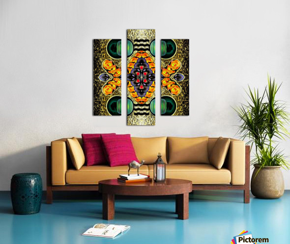 Hado Energy 1 Canvas print