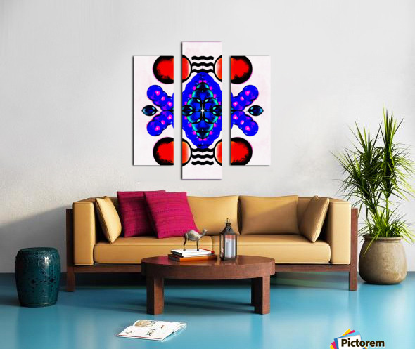 Hado Energy 14 Canvas print