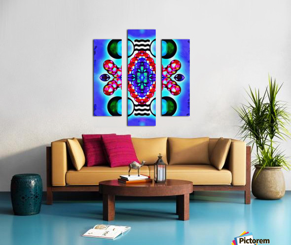 Hado Energy 7 Canvas print