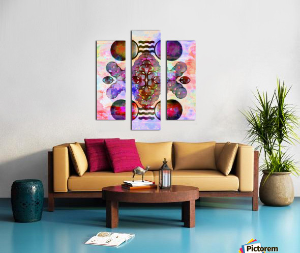 Hado Energy 16 Canvas print