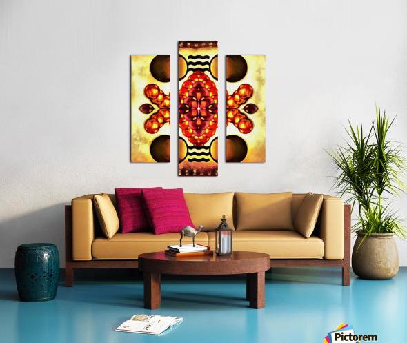 Hado Energy 9 Canvas print