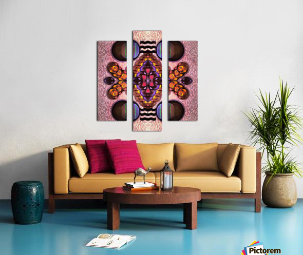 Hado Energy 4 Canvas print