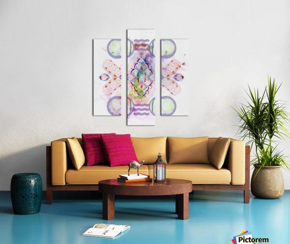 Hado Energy 18 Canvas print