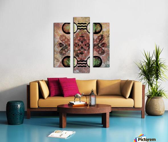 Hado Energy 20 Canvas print