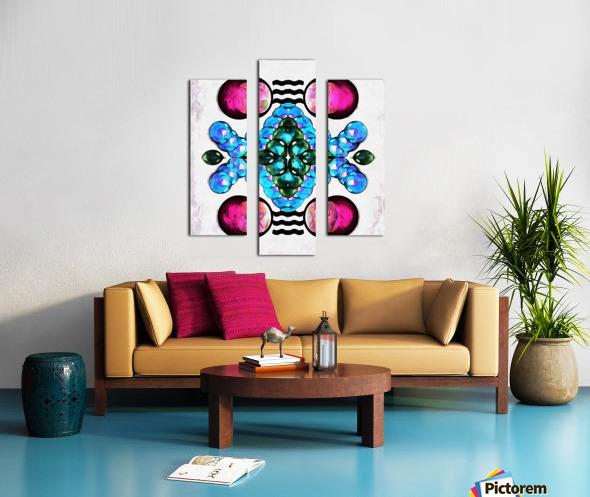 Hado Energy 10 Canvas print