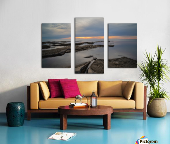 That Peaceful Place Canvas print