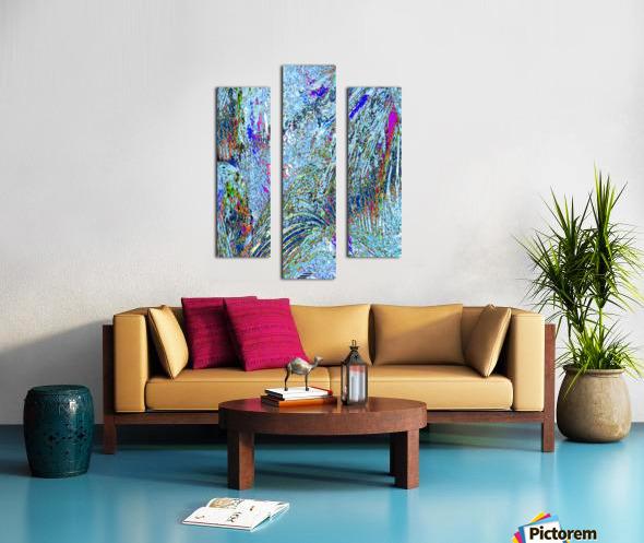 Mirda Canvas print