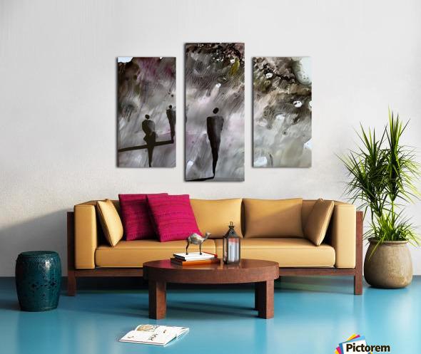 The Searchers Canvas print