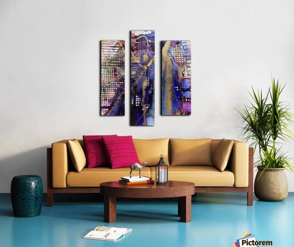 Breaking Free Canvas print