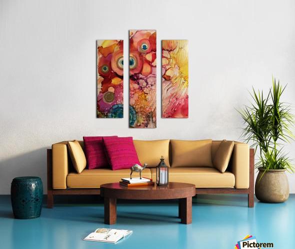 Joy Full Canvas print