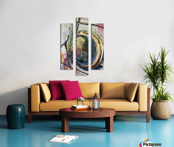 Circle Of Faith Canvas print