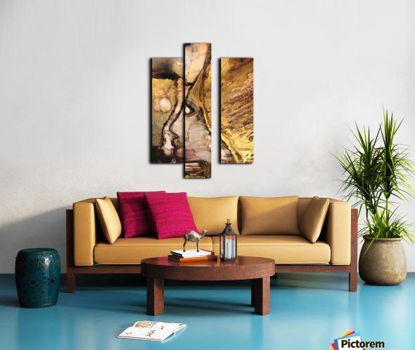 Activation  Canvas print