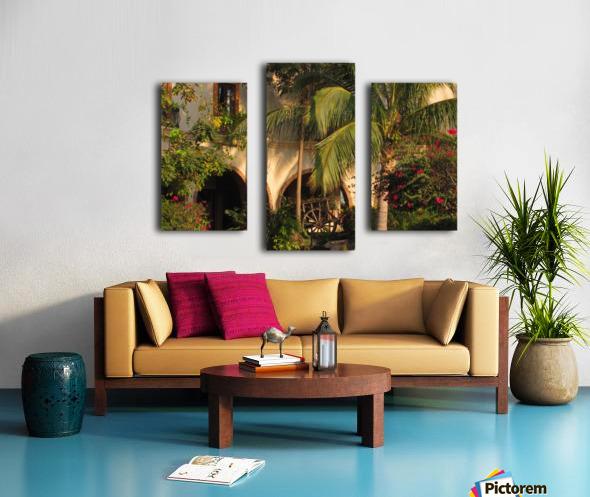 Lush and Beautiful  Canvas print