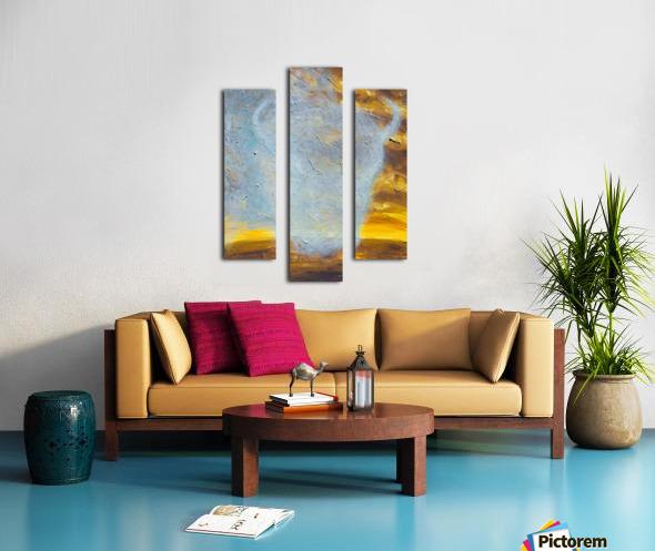SPIRITCHASER Canvas print