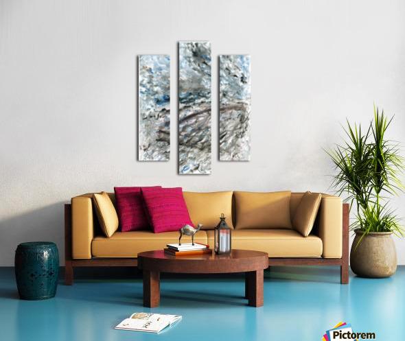 Incertitude Canvas print