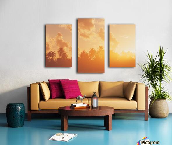 landscape_2_0097 Canvas print