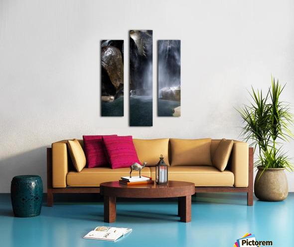landscape_2_0205 Canvas print