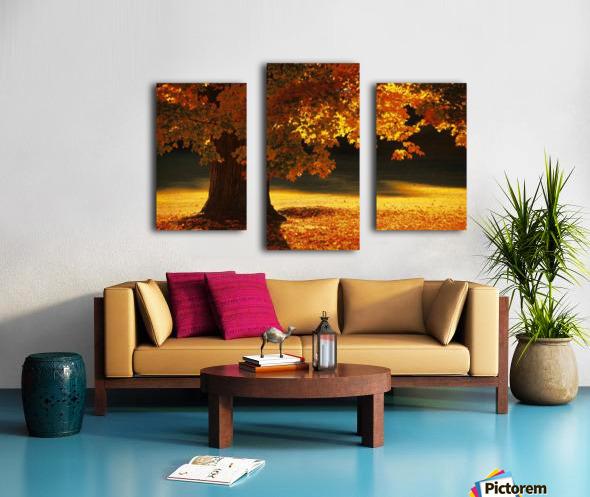 landscape_2_0386 Canvas print