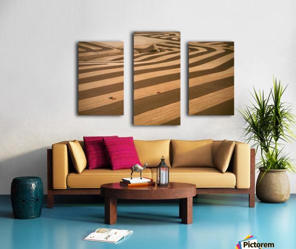 landscape_2_0594 Canvas print