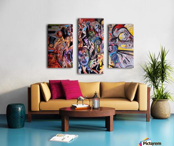 Cafarnaum Canvas print