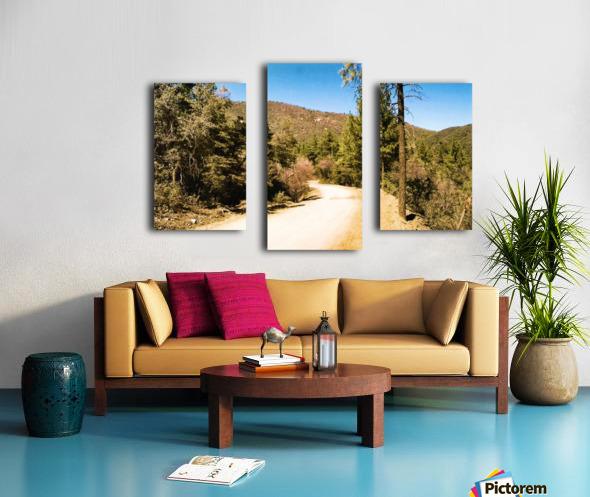 Almost Heaven Arizona Impression sur toile