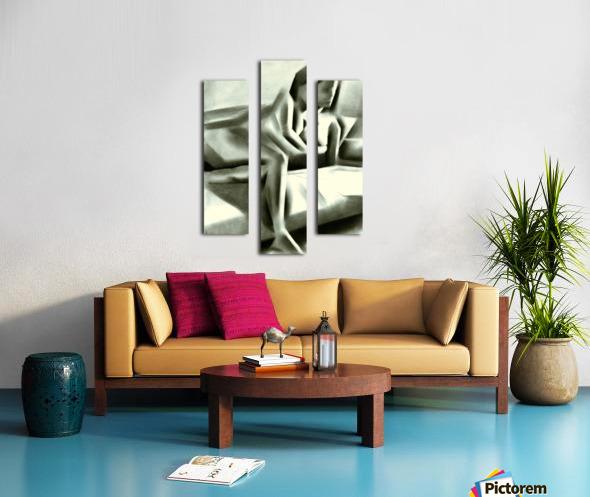 Nude - 23-01-16 Canvas print