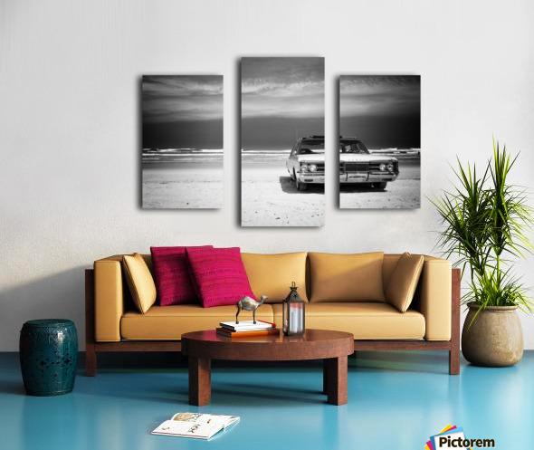 Daytona Beach 2 Canvas print
