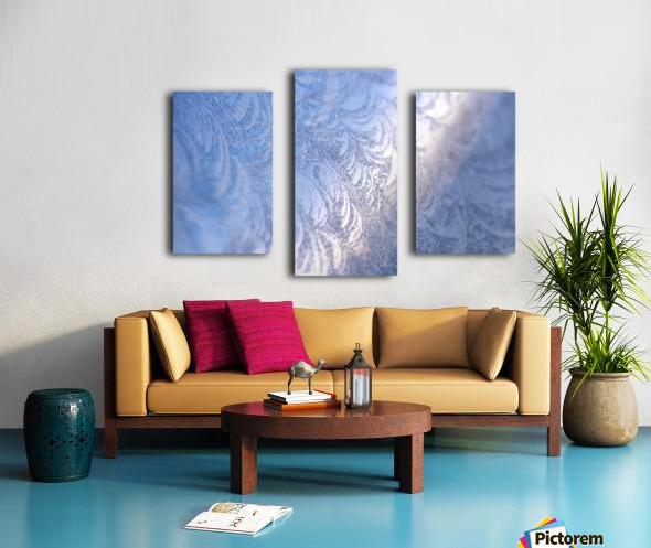 Whorls Canvas print