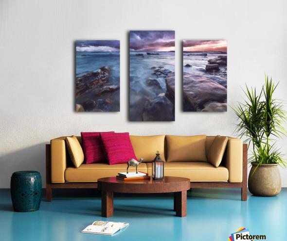 Buffer Canvas print