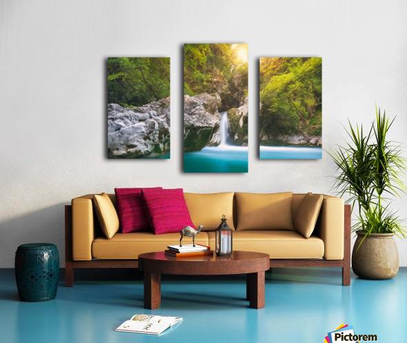 SanB Canvas print