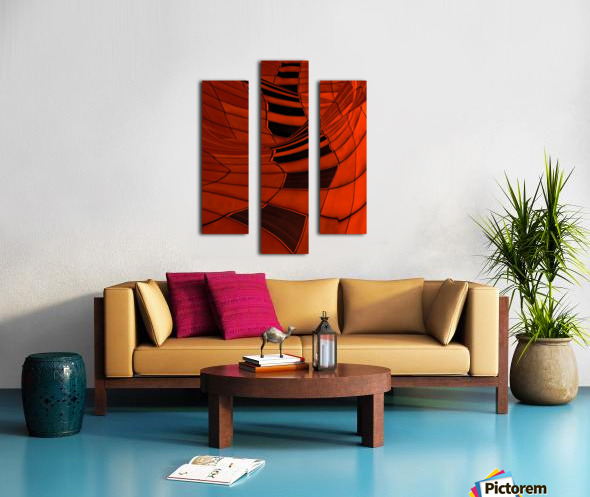 Carenza Canvas print