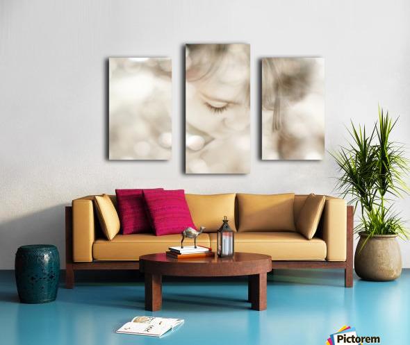 Hi Lite Canvas print
