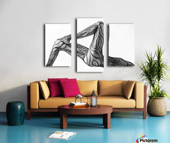 Take ... Canvas print
