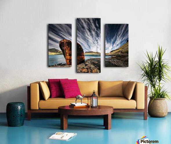 Chosen Place Canvas print