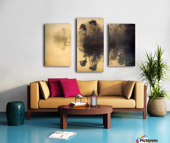 My place Canvas print