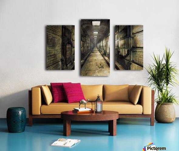 LaCrypt Canvas print