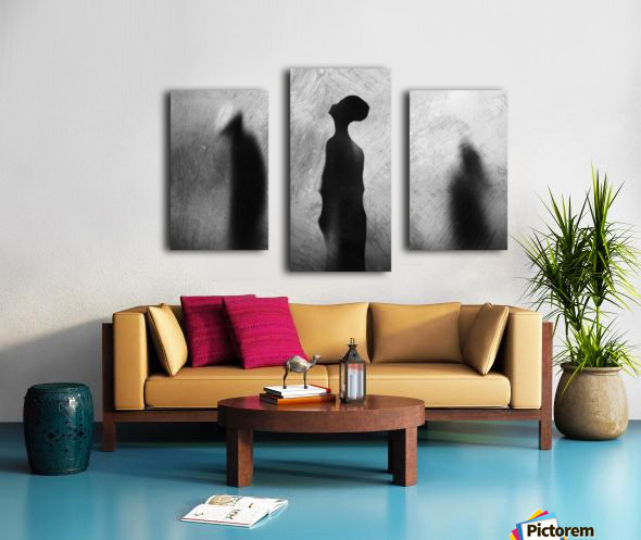 Two In One Canvas print