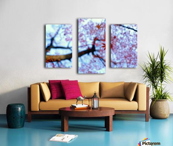 heirinji Canvas print