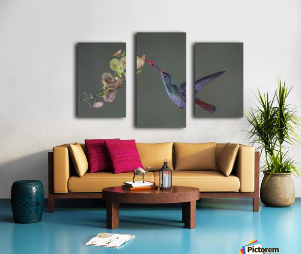 Stretch Canvas print