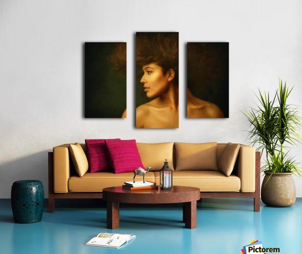 Sabina Canvas print