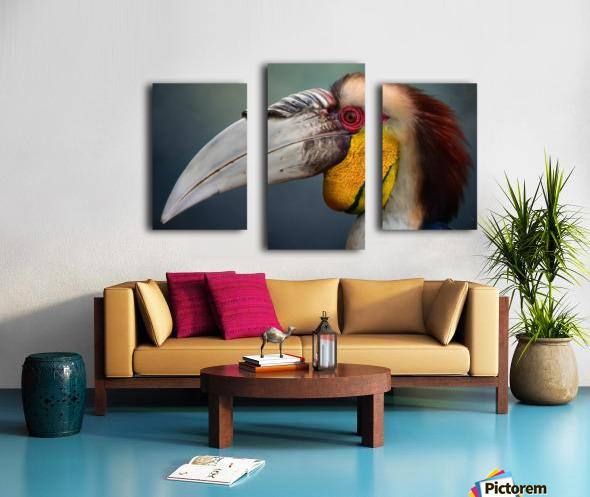 Jabrix Canvas print