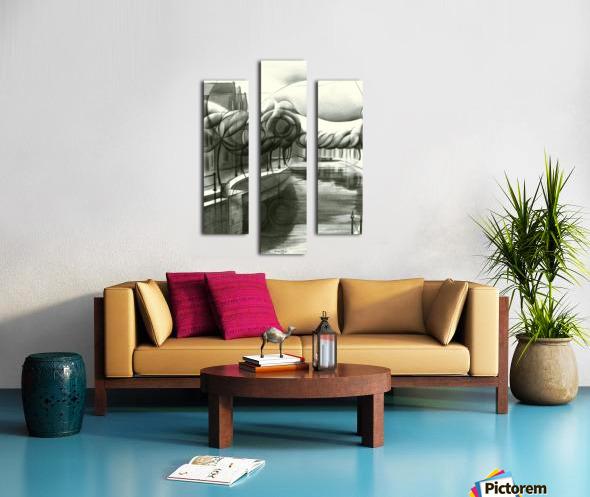 Schiedam 26-08-16 Canvas print