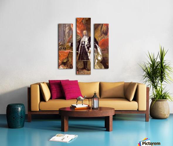 Emmanuel Pinto Canvas print