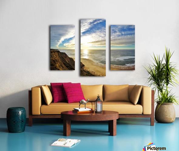 Highway 1  Canvas print