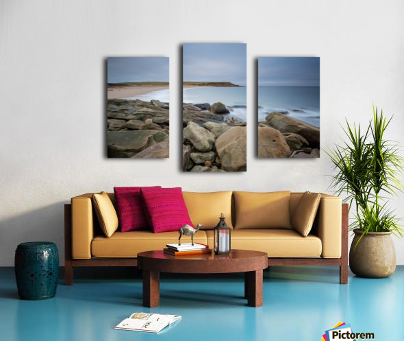 Sands of Whale Cove Canvas print