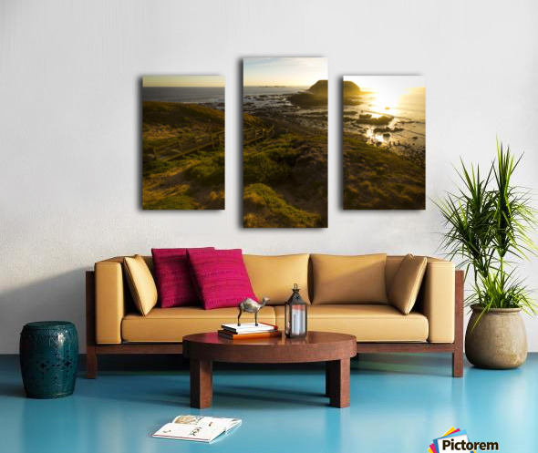 Phillip Island Impression sur toile
